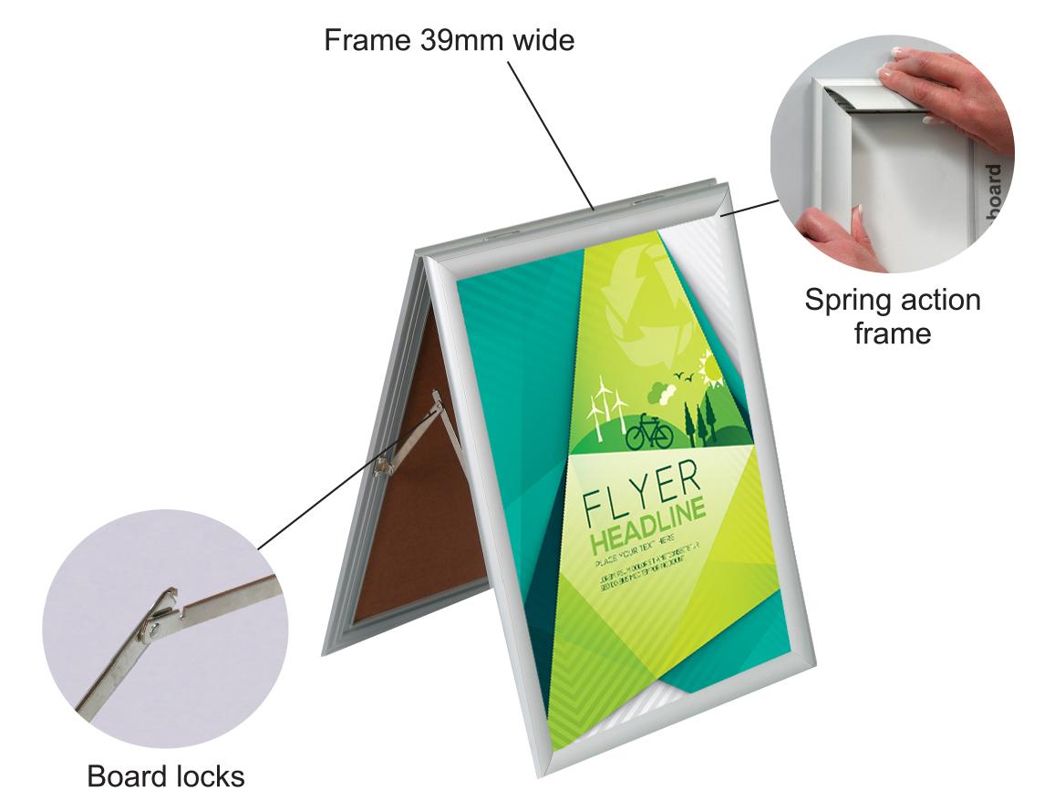 BG8100 | Beyond Revelation | Whiteboards | Sign Frame Solutions ...
