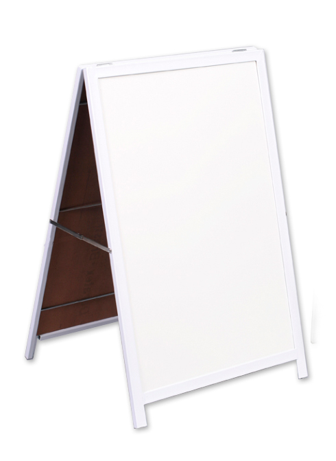 A-Frame Whiteboard (Non Mag Steel Frame 900*600mm) - SN0824 | Beyond ...
