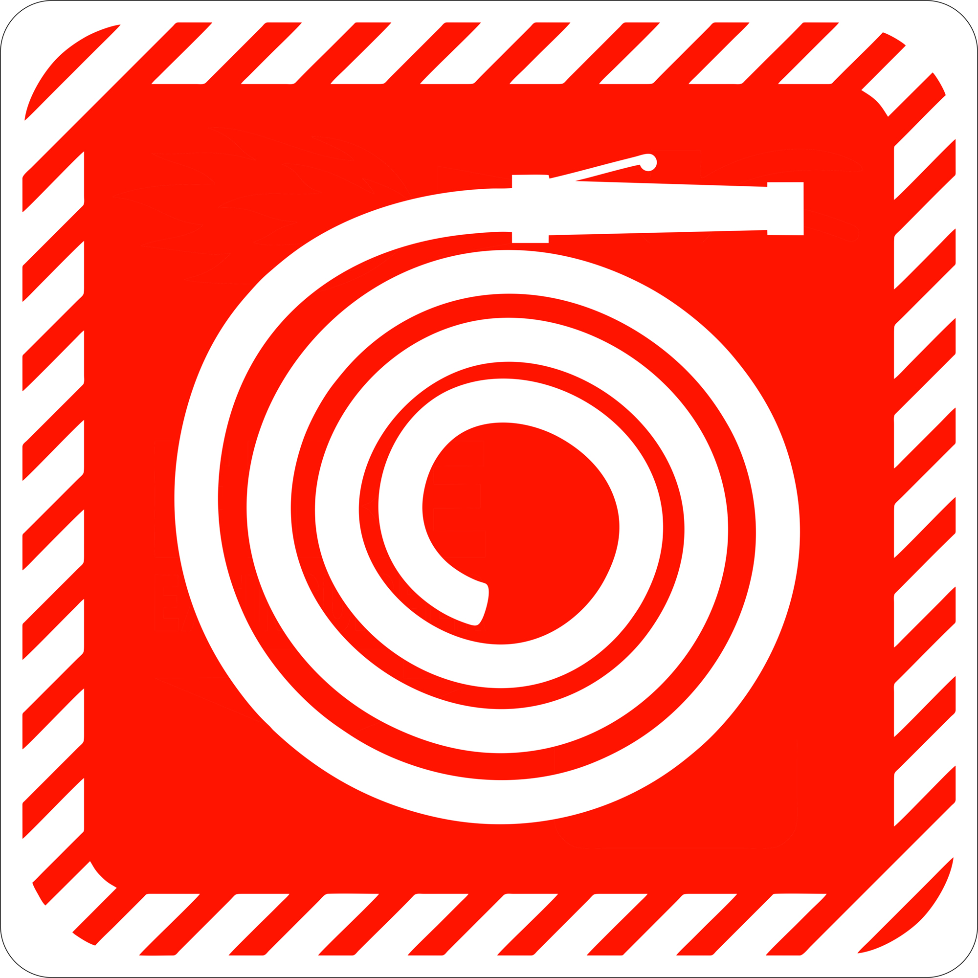 White Fire Hose Reel Symbolic Sign with Red Printed on White ACP (150 x 150mm) u2013 SN4102  sc 1 st  Beyond Revelation & White Fire Hose Reel Symbolic Sign with Red Printed on White ACP ...