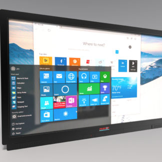 "Interactive Touch LED Panel 55"" (No Operating System)"