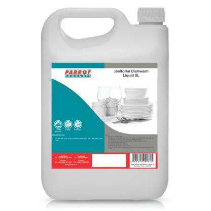 Janitorial Dishwashing Liquid 5 Litre