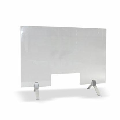 Glass Till Point Screen 580 x 880mm Landscape-MEDTS04